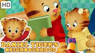 Daniel Tiger - My Special Reading Spot! | Videos for Kids