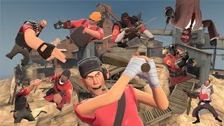 Team Fortress 2 - All Class Taunt Kill