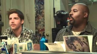 Pt 2 of Bryan Langlitz on the James Monroe Iglehart Show
