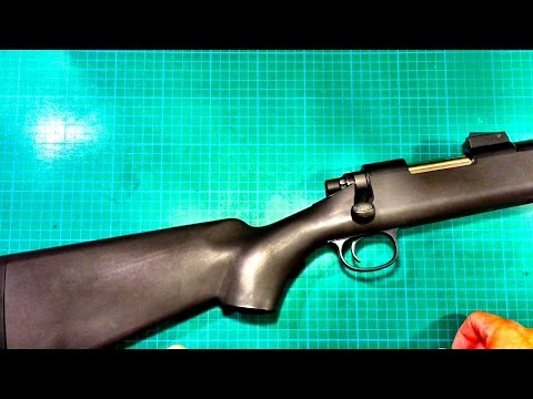 Tokyo Marui VSR 10 Pro Sniper Rifle Review
