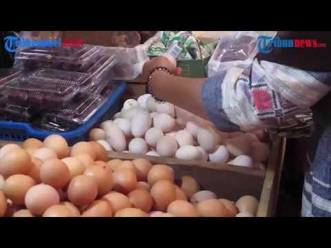 Jelang Ramadan Meski Harga Ayam Turun Pembeli Tetap Sepi