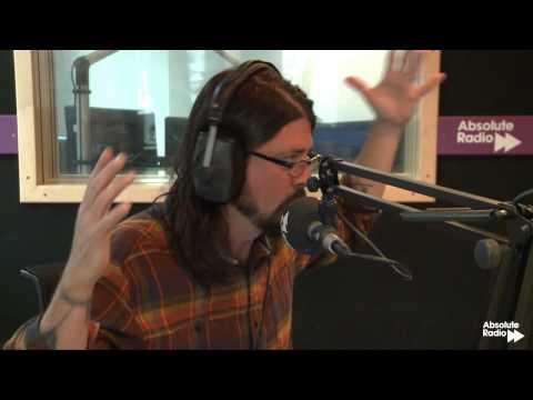 Dave Grohl on UK rock fans vs American, Canadian, Australian ones