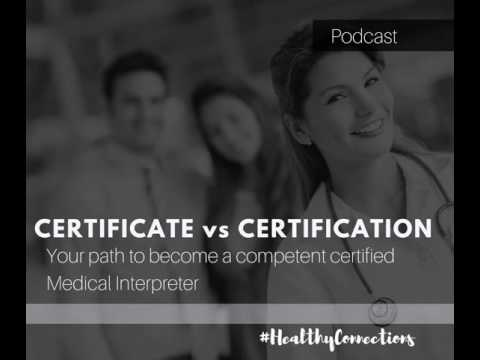 Certificate vs Certification, Your path to become a certified ...