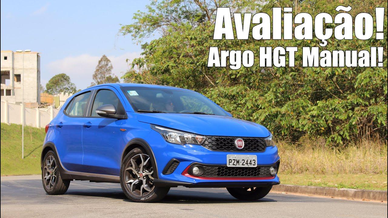 Fiat Argo 2018 Hgt 1 8 Manual - Falando De Carro