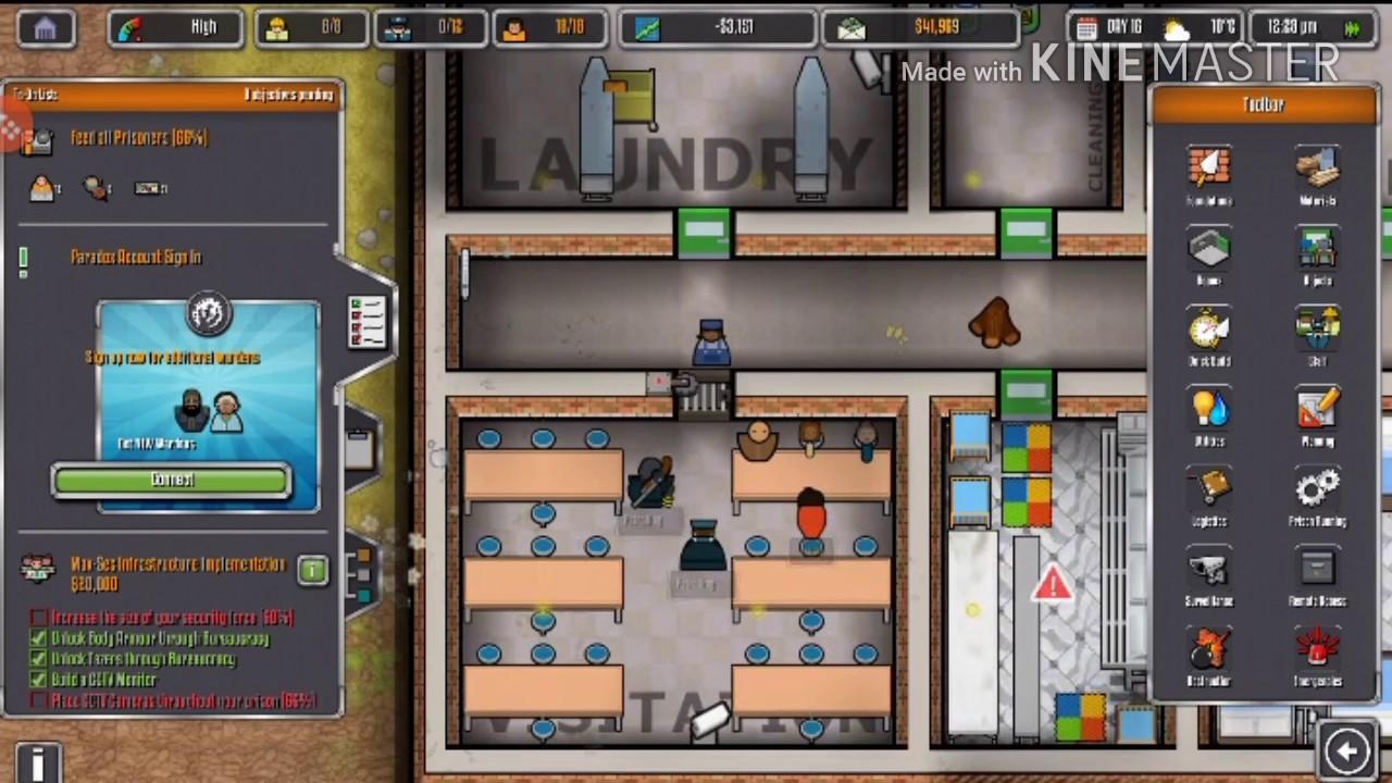 descargar prison architect update 13