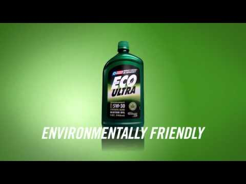 Eco Ultra Recycled Motor Oil By Universal Lubricants