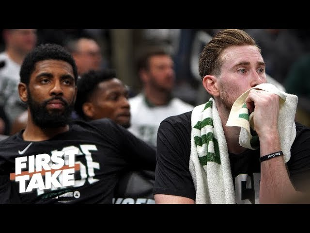 Gordon Hayward is a liability, Game 4 is a must-win for the Celtics – Stephen A. | First Take
