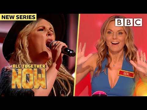 Amazing Led Zeppelin Performance From Adele Tribute Lucy Surprises Everyone! - All Together Now