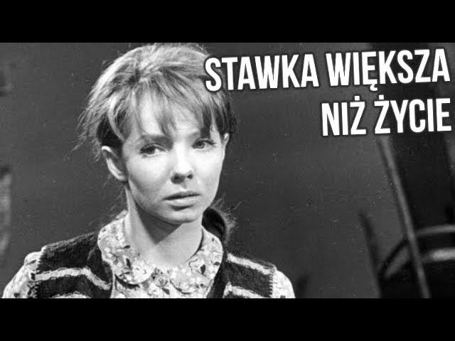 """STAWKA WIĘKSZA NIŻ ŻYCIE   odc. 01 - """"Wiem, kim jesteś""""   PL   cały odcinek"""
