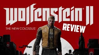 Wolfenstein 2: The New Colossus Review - Game Of The Year Contender