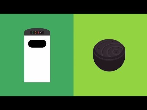 Ecube Labs - Smart Waste Management Solution