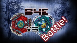 B4E BATTLE!~ Battle of the Strikers! TT Blitz Striker 100RSF vs HyperBlades Blitz Striker 100RSF!