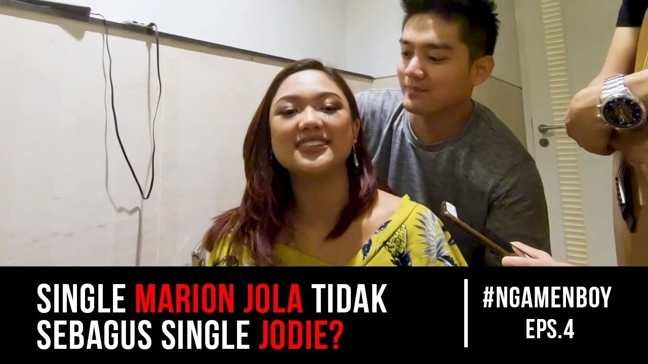 #NgamenBoy Eps. 4 - Marion Jola buka suara soal VIDEO VIRALNYA ke Boy William!