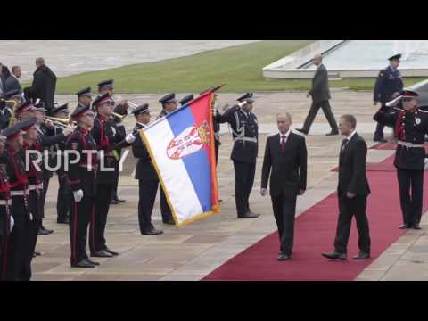 Serbia: Russian security services chief arrives for bilateral talks