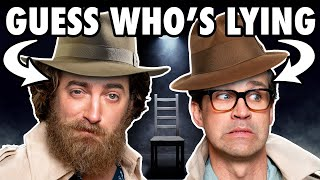 Download Can You Guess Who's Lying? (GAME) Mp3 and Videos