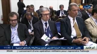 إيطاليا : الجزائر تبدي رغبتها في فتح مجال الإستثمار للفاعلين الأجانب