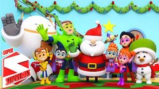 Jingle Bells | Christmas Song For Babies | Christmas Carol For Kids