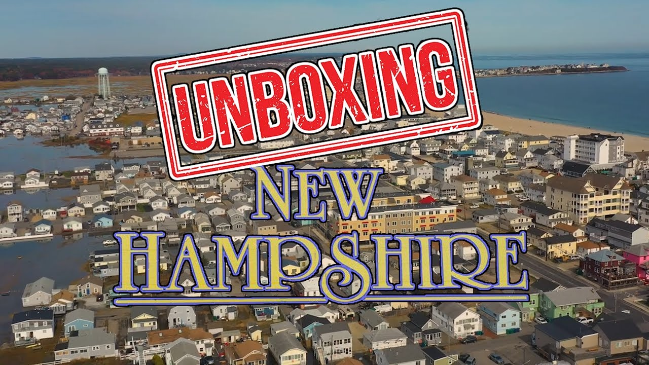 Download UNBOXING NEW HAMPSHIRE: What It's Like Living in NEW HAMPSHIRE
