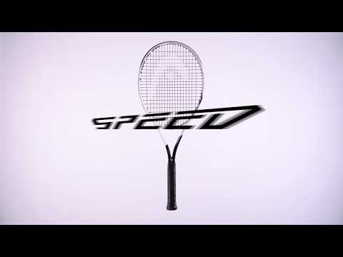 HEAD Speed Graphene 360+   Technology Video   BLINK AND YOU MISS IT