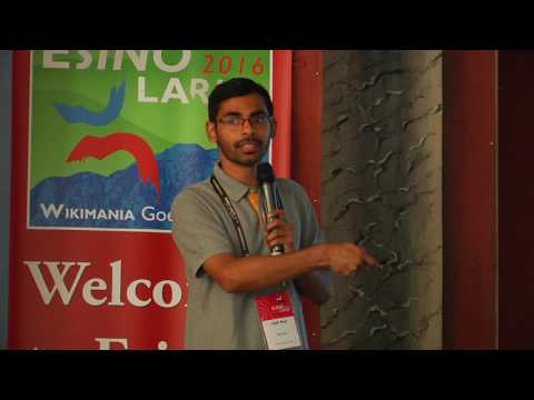 Wikimania 2016 - Understanding Editor Behavior on Wikipedia by Jeph Alapat
