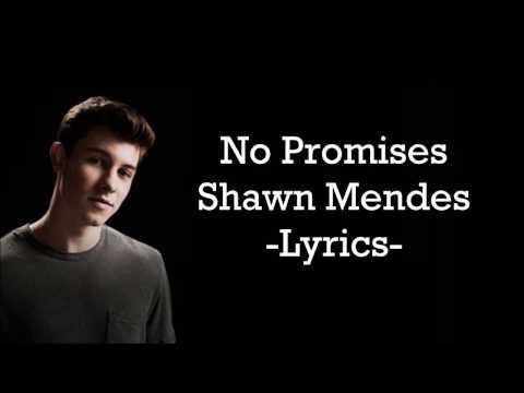 Shawn Medes - No Promises LYRICS