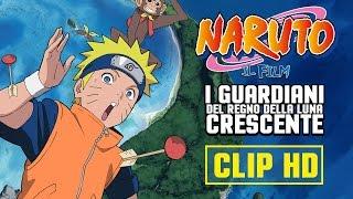 NARUTO - TUTTA LA SAGA AL CINEMA | I Guardiani del Regno della Luna Crescente - Clip