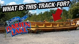 What is that Yellow Track by Darien Lake?