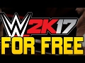 WWE 2K17 PC Game Download (Working 2017)