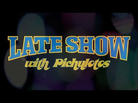 LATE SHOW with PICHULOTOS - Stephanie Kwolek Interview