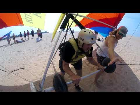 Jonny Hartwell - JONNY HARTWELL: Goes Hang Gliding in The Outer Banks (NSFW)