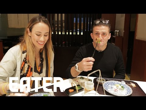 Thumbnail: Eating Deadly Fugu Fish with Casey Neistat - Consumed Ep. 20