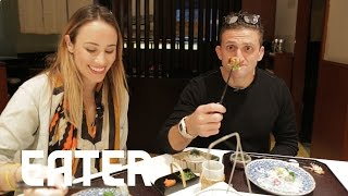 Eating Deadly Fugu Fish with Casey Neistat - Consumed Ep. 20