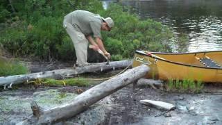 Kopka River- Wabakimi Provincial Park, Ontario