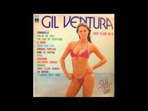 Gil Ventura ‎– Sax Club Number 9 - 1975 - full vinyl album