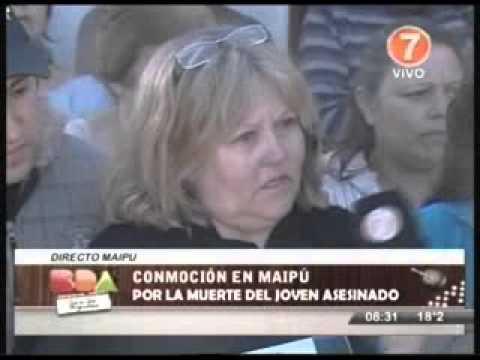 El desgarrador relato de Macarena, la novia de Ezequiel Torres