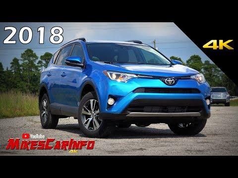 2018 Toyota RAV4 XLE - Ultimate In-Depth Look in 4k