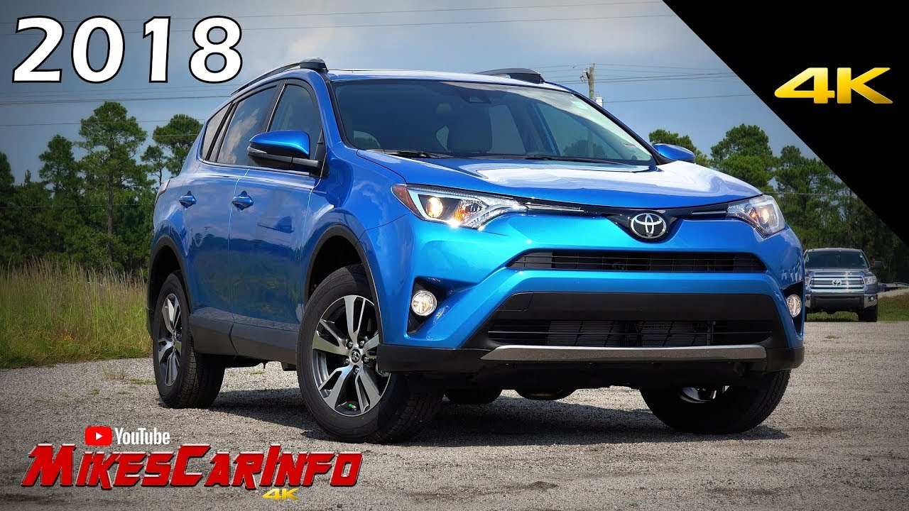 2018 Toyota Rav4 Xle Ultimate In Depth Look 4k