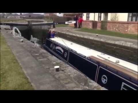 Lock Management - Pound Lock Water Level Adjustment