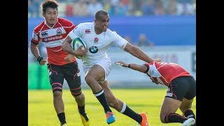 ANGLETERRE - JAPON : Rugby Challenge 3