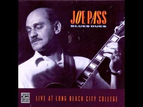 Joe Pass - Blues Dues (live)