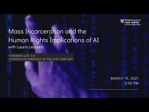 Mass Incarceration and the Human Rights Implications of AI on YouTube