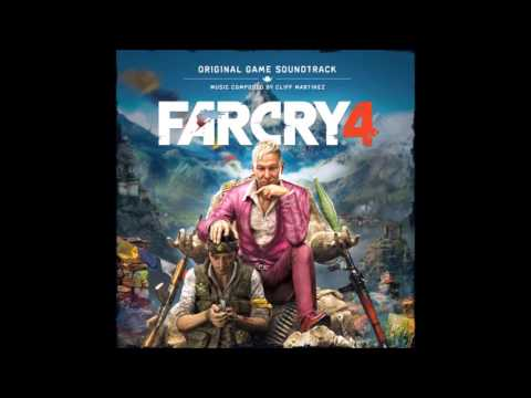 Cliff Martinez -  Far Cry 4 - 2014 - Soundtrack