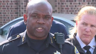 RAW: Acting SFPD Chief Toney Chaplin Speaks At SF General About Officer Critically Injured In Hit An
