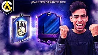 Insane Master Pack TOTY +90 Guaranteed FIFA MOBILE 18