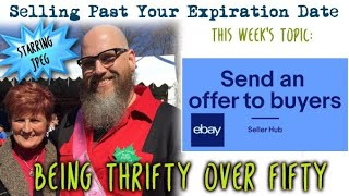 Live Demonstration Of Sending Offers On Ebay Selling Past Your Exp Date #87