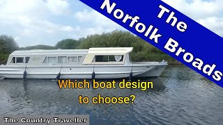 The Norfolk Broads - which style of boat to choose? #travel2021
