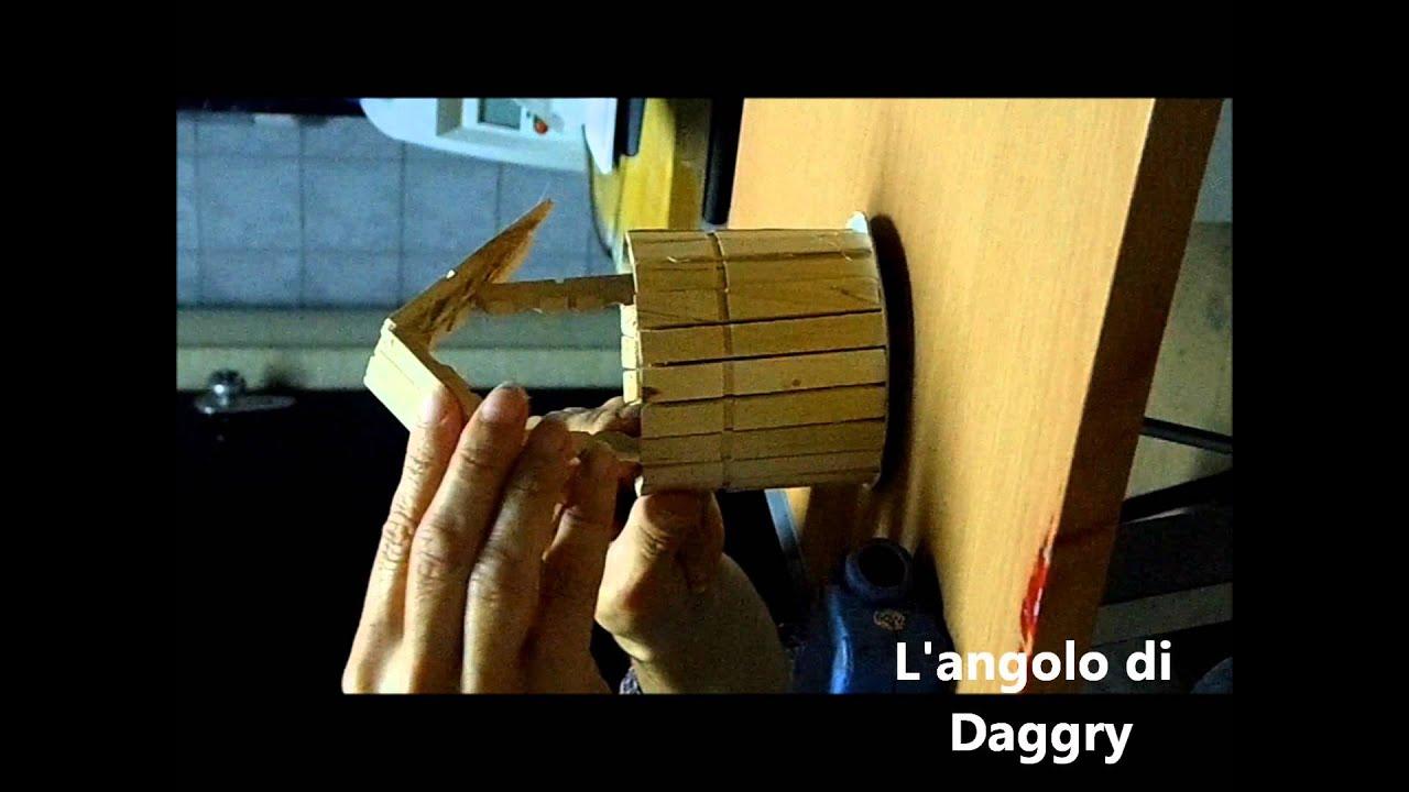 Conosciuto Pozzo Fai da Te DIY - YouTube WZ48