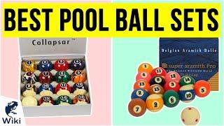 10 Best Pool Ball Sets 2020