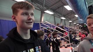 Table Tennis Finlandia Open 4K-video 7.12.2018