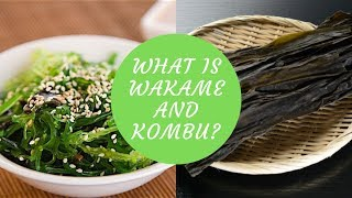 What is wakame and kombu? let's go shopping!  by World Cookbook Award winner Bridget Davis ⭐⭐⭐⭐⭐